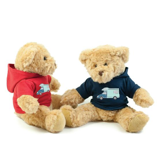 Teddy Bear in Hoodie image 1