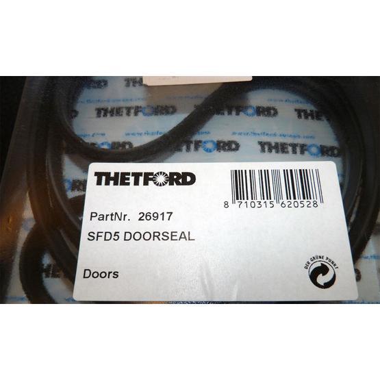 Thetford Battery Box Door Seal for No 5 Door image 1