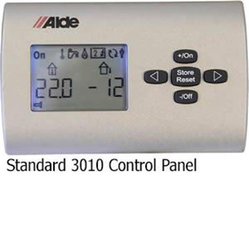 Alde Colour touch control panel image 3