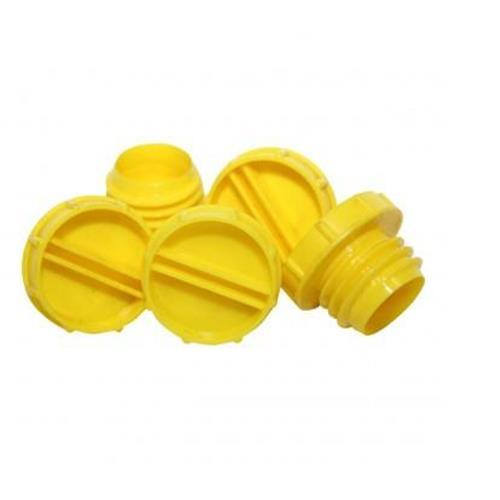 Alko Yellow secure receiver clips image 1