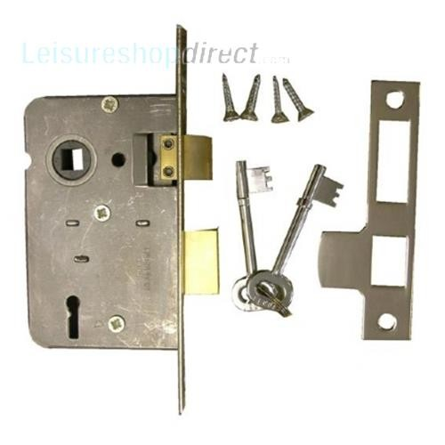 LEGGE 'R' 2 lever mortice lock only image 1