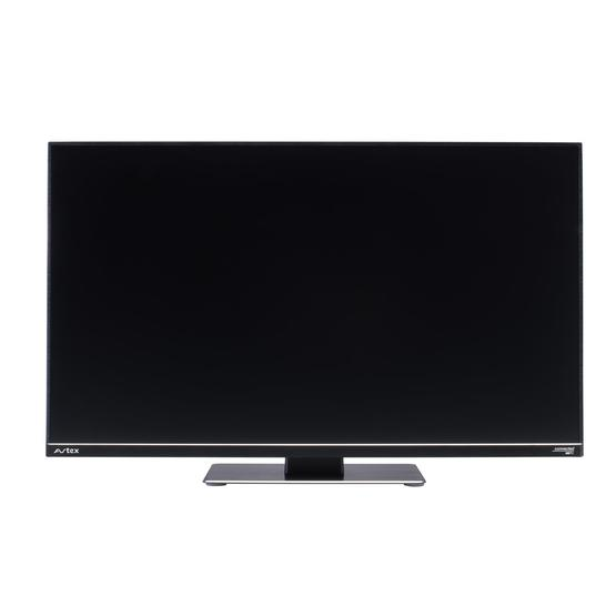 """Avtex 249DSFVP 24"""" Wi-Fi Connected HD TV with Freeview Play (12V/240V) image 4"""