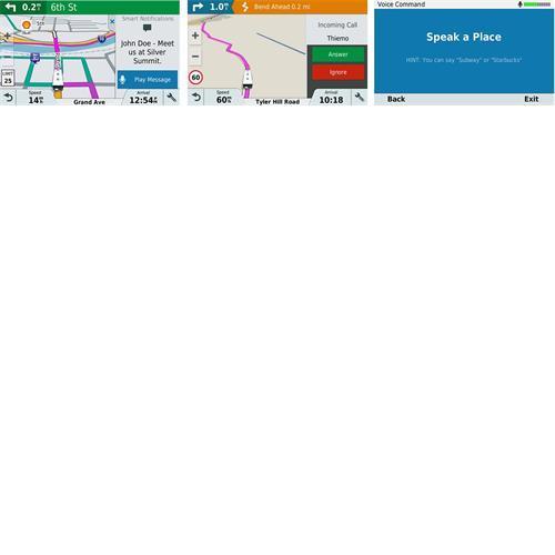 Avtex Tourer One Caravan and Motorhome Club Edition Sat Nav image 3
