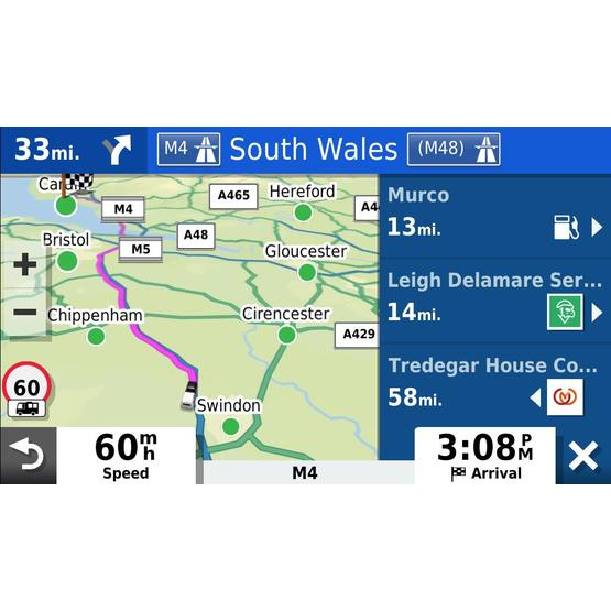 Avtex Tourer Two Sat Nav - Caravan and Motorhome Club Edition image 13
