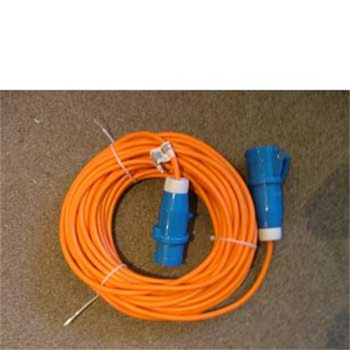 25m Caravan Electric Hook Up Mains Lead 230V image 2