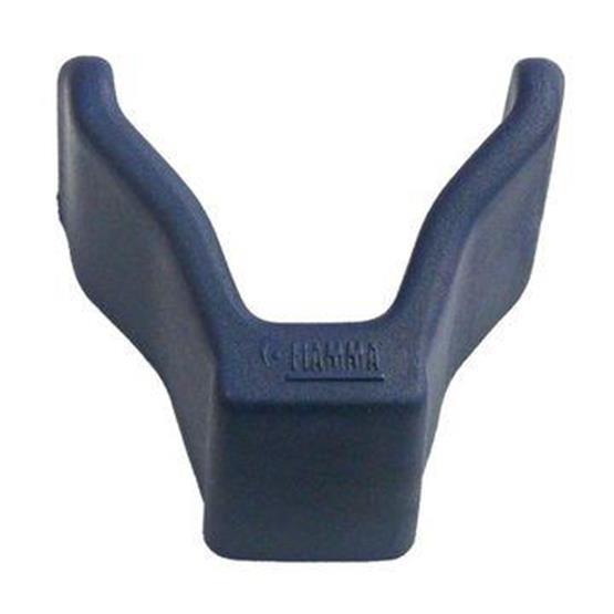 Fiamma blue end cap for cb rail image 1
