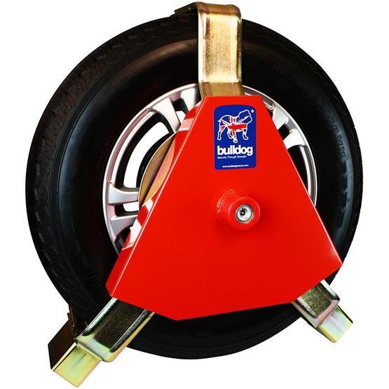 Bulldog Titan 210/DF Wheel Clamp image 1
