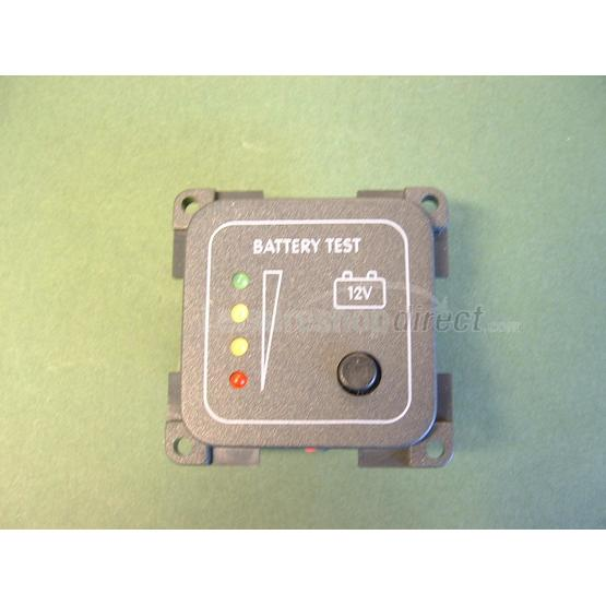 CBE Battery Test Panel image 1