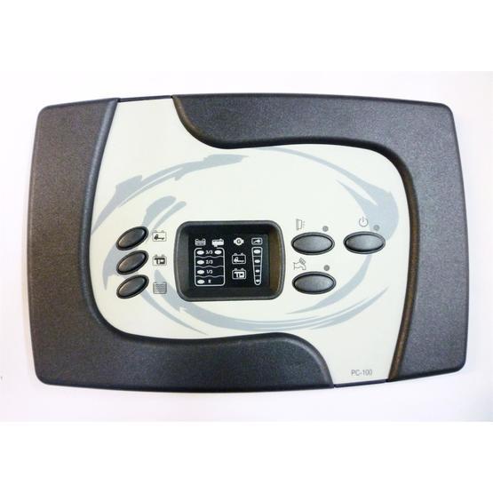 CBE PC100 control panel image 1