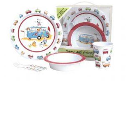 CHILDS DINNER SET HARRY & FRIENDS image 1