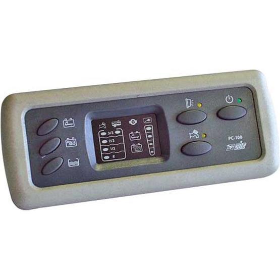Cbe pc100-xx analogue control lcd display image 1