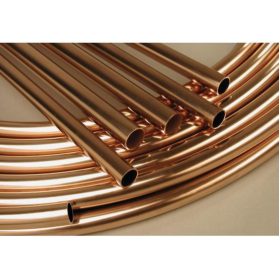 "Copper Pipe - Imperial 5/16"" , metric 8mm image 2"