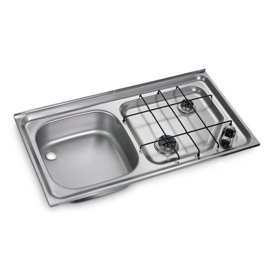 Dometic HS2421 Hob and Sink image 1