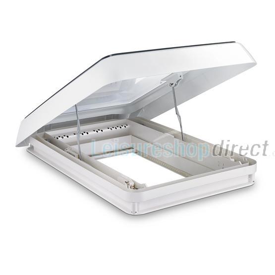 Dometic Midi Heki Style Rooflight With Fixed Ventilation