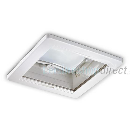 dometic mini heki style rooflight with fixed ventilation. Black Bedroom Furniture Sets. Home Design Ideas