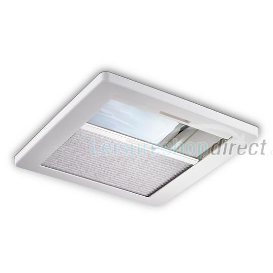 dometic mini heki style rooflight without fixed. Black Bedroom Furniture Sets. Home Design Ideas