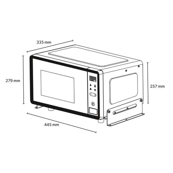 Dometic MWO24 Microwave (24V) image 6