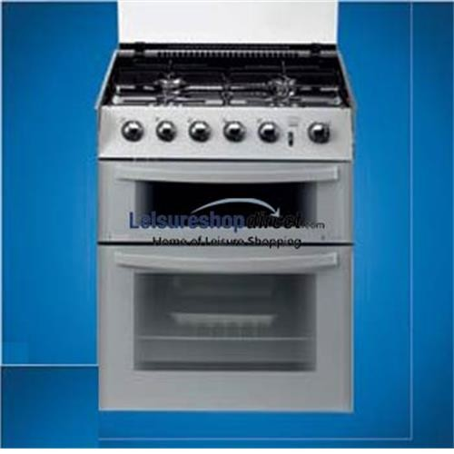 Thetford Spinflo Enigma 600 Cooker - Grey image 1