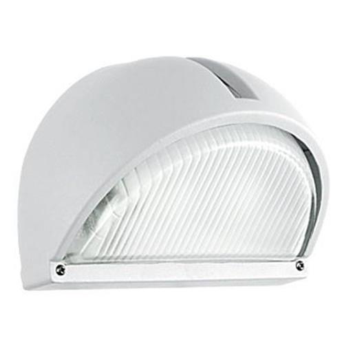 Exterior Wall Light, Aluminium and Polycarbonate image 1