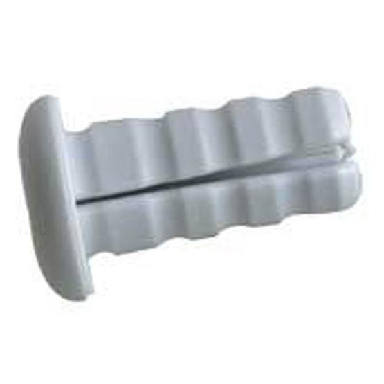 FAWO END PIECE (GREY) PLASTIC image 1