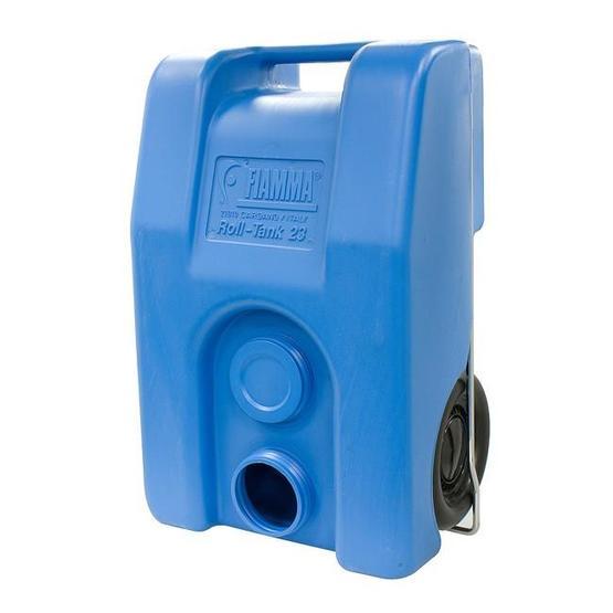 Fiamma 23Ltr Fresh Water Roll Tank image 1