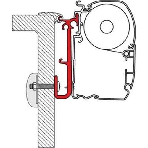 Fiamma Installation Kit Caravan image 1