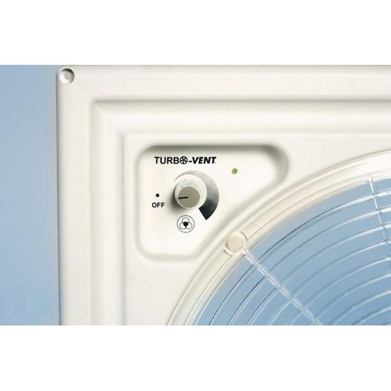 Fiamma Turbo Vent Rooflight - White image 9