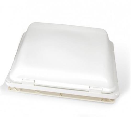 Fiamma Turbo Vent Rooflight - White image 1