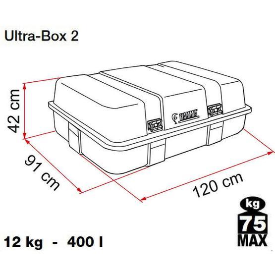 Fiamma Ultra Top Box Type 3 (520L) image 5
