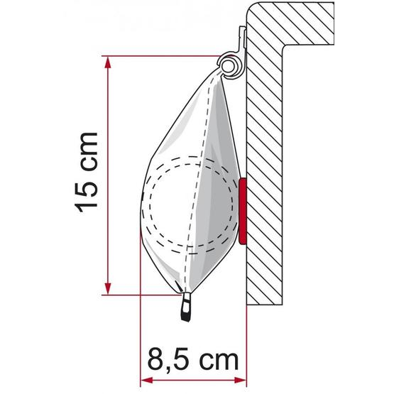 Fiamma Caravanstore Awning image 19