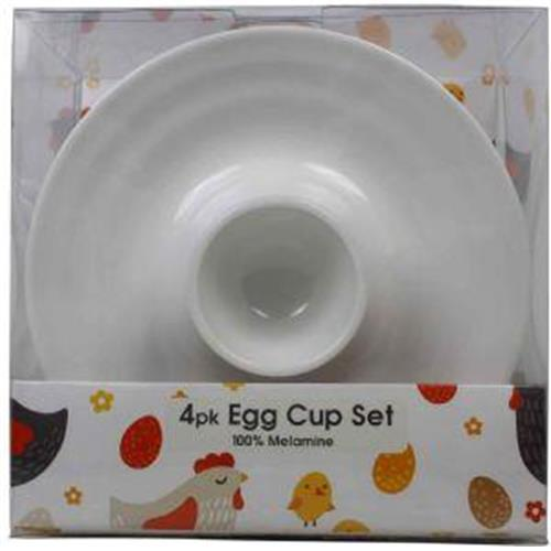 FLAMEFIELD 4 PK EGG CUP image 1