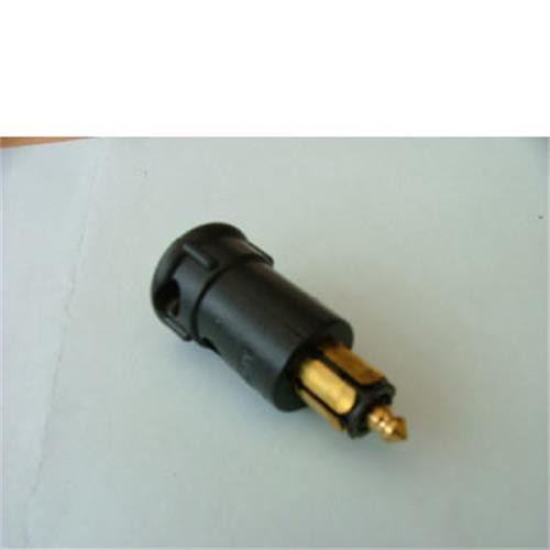 Single pole plug - Euro type image 1