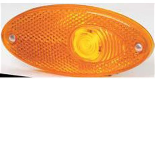 Hella Oval Side Marker Light image 1