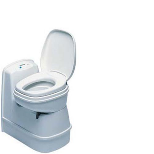 Thetford C200CS Electric Cassette Toilet Without Door image 1
