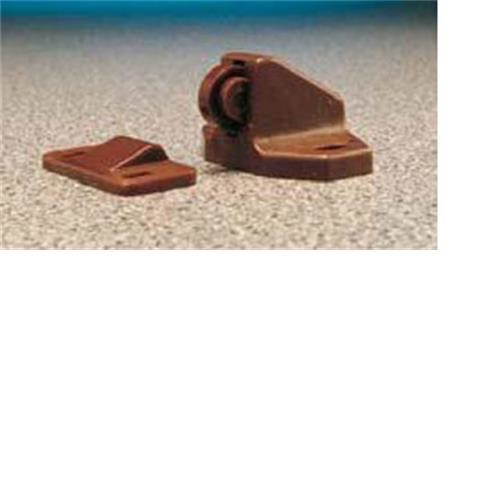 Roller Catch - brown image 1