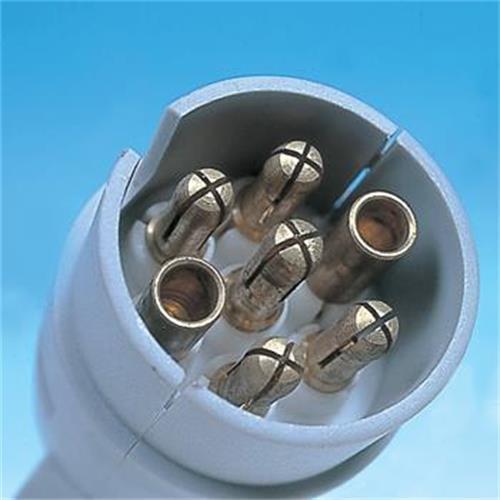 Grey 'S' Type Plugs image 1