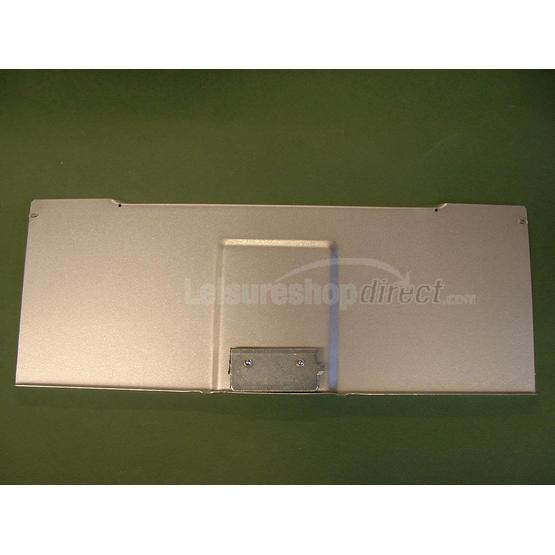 Heat deflector & magnetic catch kit image 1