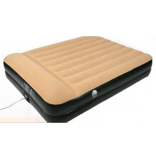 High Rise Airbed with pump image 1