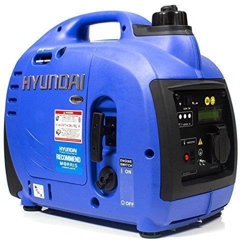 Hyundai HY1000Si 1kW Inverter Generator