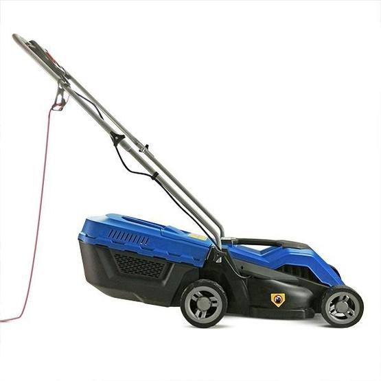 Hyundai HYM3300E Electric 1200W / 230V 33cm Rotary Rear Roller Lawnmower image 15