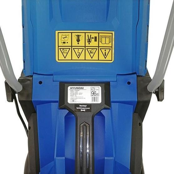 Hyundai HYM3300E Electric 1200W / 230V 33cm Rotary Rear Roller Lawnmower image 16