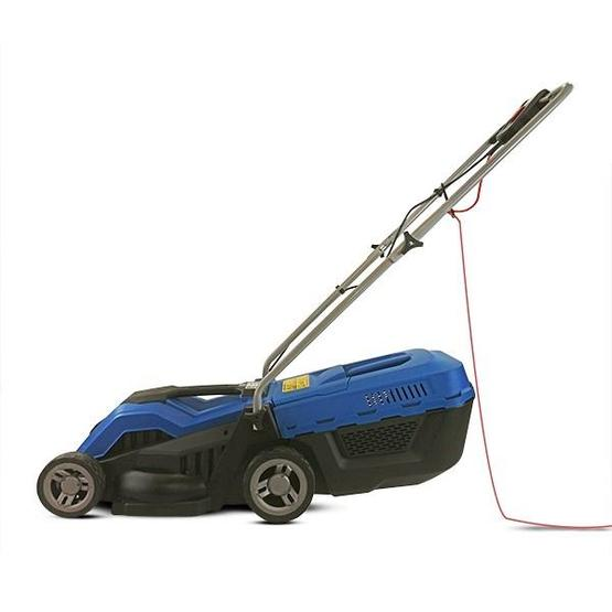 Hyundai HYM3300E Electric 1200W / 230V 33cm Rotary Rear Roller Lawnmower image 9