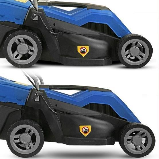 Hyundai HYM3300E Electric 1200W / 230V 33cm Rotary Rear Roller Lawnmower image 3