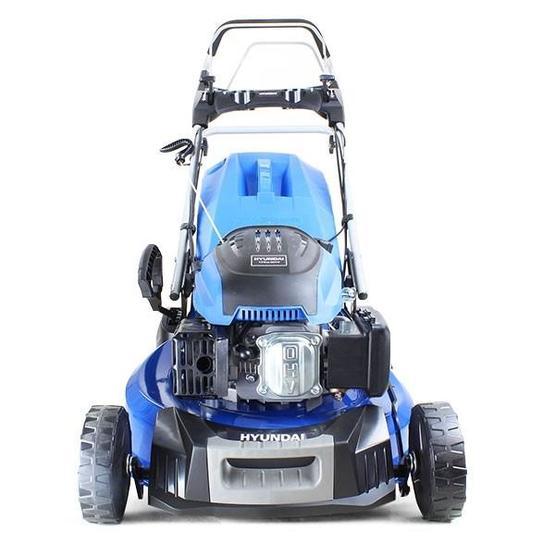 "Hyundai HYM530SPER 21"" 525mm Self Propelled Electric Start 173cc Petrol Roller Lawn Mower image 7"