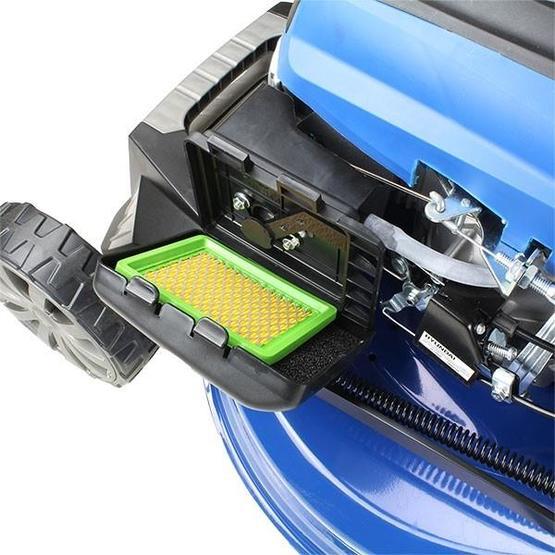 "Hyundai HYM530SPER 21"" 525mm Self Propelled Electric Start 173cc Petrol Roller Lawn Mower image 9"