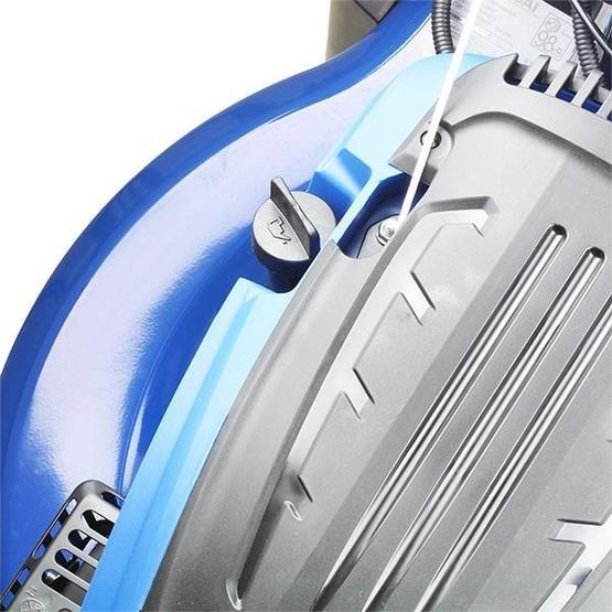 "Hyundai HYM530SPER 21"" 525mm Self Propelled Electric Start 173cc Petrol Roller Lawn Mower image 13"