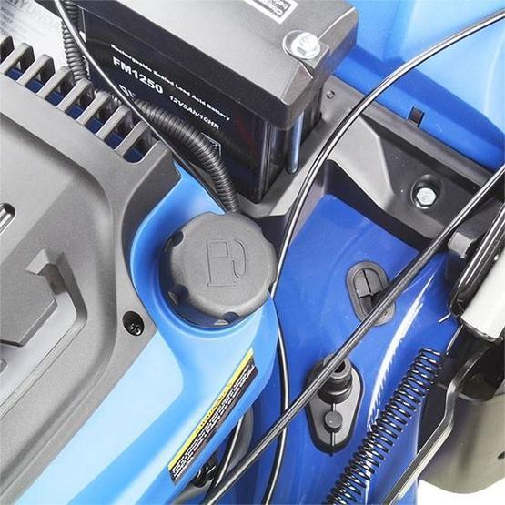 "Hyundai HYM530SPER 21"" 525mm Self Propelled Electric Start 173cc Petrol Roller Lawn Mower image 12"