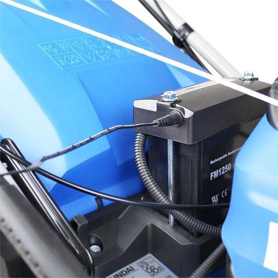 "Hyundai HYM530SPER 21"" 525mm Self Propelled Electric Start 173cc Petrol Roller Lawn Mower image 20"