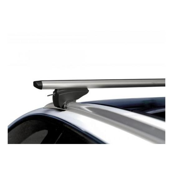 M-WAY M PROFILE UNIVERSAL ALUMINIUM ROOF BARS 1.2M FOR INTEGRATED ROOF RAILS image 4