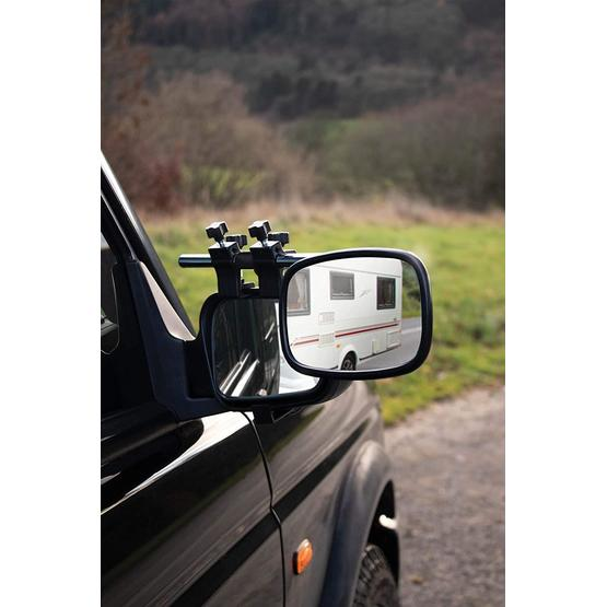 Maypole Extending Caravan Towing Mirrors (Convex) (Pair) image 1